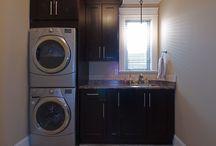 laundry room / by Kelly Wrobel Zack