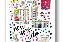 NY travel journal