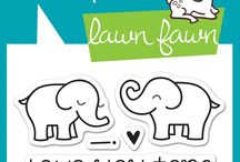 Lawn Fawn / Lawn Fawn dies, projects made with Lawn Fawn dies and more. / by Top Dog Dies