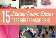 disney room ideas