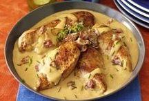 Mat - kyckling