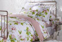 Linge de lit / Des housses de couettes, des draps de lit à la pointe de la tendance, fabriquées en France. Votre la sélection des dernières tendances pour votre chambre à coucher