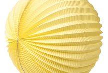 Enfeite de Papel Acordeon / Enfeite de Papel Acordeon dá colorido e movimento a sua decoração. Veja a coleção completa de enfeites de papel aqui no site www.shopfesta.com.br