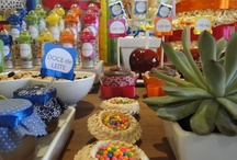Party ideas! / Some cute and easy ideas for a party :) / by Hilda Rocha