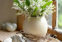 Bloemen-lente