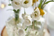 Żółty jest piękny :) / Dekoracje weselne w odcieniach żółci.