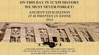 TCXPI Ancient Civilization - It Is Written In Stone / It Is Written In Stone is a brief timeline of World and Human Civilization In the Land of Kemet.