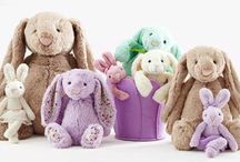 Hoppy Easter! / Pick a stuffed plush, choose your goodies and build a beautiful basket for a happy Easter! / by Indigo | Chapters