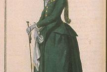 XVIII wiek kapelusz