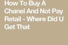 Buying and Selling pre-owned Designer Bags & Shoes / The best sites and tips to buying Chanel, Louis Vuitton, Hermes and other designer bags and shoes for less.  Also how to sell your own designer items!
