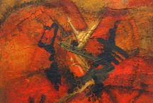 "Exhibition ""JULIANE SCHACK"" / JULIANE SCHACK - Paintings on Canvas - Colorida Art Gallery - www.colorida.biz"