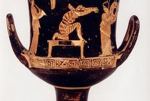 Grieken schilderkunst en toegepaste vormgeving