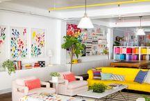 CA House - Living Room