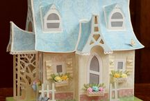 Paper Houses to Make