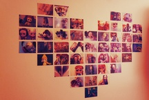 Postcard / Photo Wall