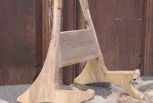 Idées construction bois