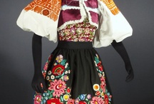 """Kroj! / Our shrine to the colorful, elaborate, gorgeous Czech and Slovak folk costumes! Different regions incorporate different styles and patterns- each kroj (pronounced """"kroy"""") tells a story about the wearer."""