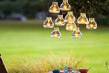 Garden Decor and Patio / by Maggie Rosene Robinson