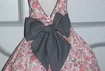 petite robe fleurie avec tullt