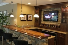 Bar ideas for downstairs