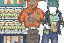 Kidswear / by Katie Cartwright