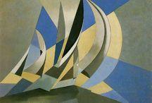 Arte 1901 - 1950 / Primera parte del Siglo XX / by Carlos Presto