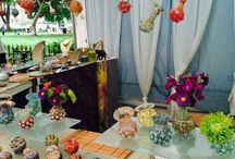 Booth Displays / How to display jewelry at craft shows / by Pretty Things Blog :: Lori Anderson Designs