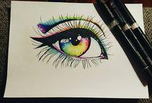 Marker Pen art