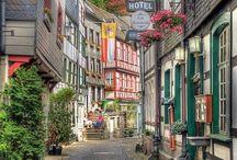 ✤ Ꮹermany * Nord Rhein-Westfalen / North Rhine-Westphalia, Cities: Düsseldorf, Köln, Bonn, Dortmund, Aashen, Münster