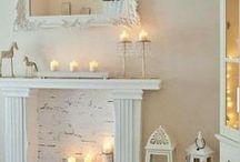 chimenea, fireplace