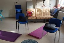 Mobile Yoga & Wellbeing / Mobile Health & Wellbeing Services to groups, community and voluntary organisations. Provided by Ronah Corcoran, BA Psy/Soc, Holistic Therapist, Yoga Teacher & Wellbeing Facilitator.