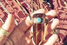 jewelry / jewlery, crystals, gems