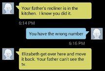 Elizabeth v.s. mom