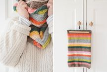 knit and crochet creation
