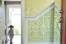HOME:  Walls / wallpaper / by Mary Anne Mohanraj