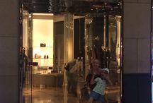 Hong Kong / Juli 2017 vakantie kleinkids Jill en Britt