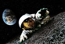 Photography/fantasy: Space / Photography (fiction & non-fiction) in space