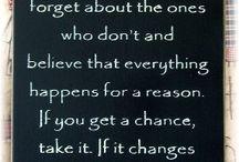 Fav quotes