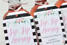 Parties | Shower the Mommy To Be / Babyshowers