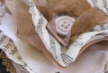 flower of paper