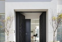 Doors / Entry spaces