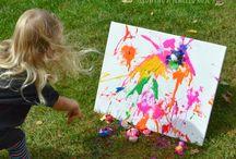 creatief met kids