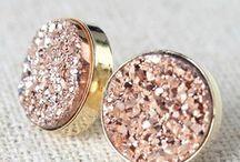 Rose Gold/ Copper Love