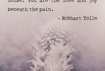 Love Eckhart Tolle