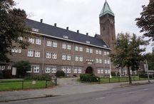 Berchmanianum en Nijmegen