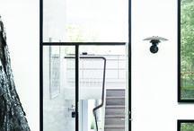 Architektur- Glashaus-Ideen
