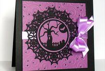 Cards - Halloween / by Brenda Sears