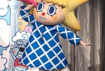 """Japanese """"Yuru"""" Characters / A yuru chara (lit. """"loose character"""") is a poorly designed but heartwarming cartoon mascot, usually designed to promote a region or product in Japan."""