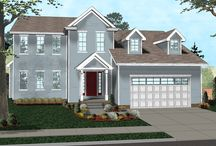 AHP | Colonial House Plans / Our collection of Colonial House Plans available for sale at advancedhouseplans.com