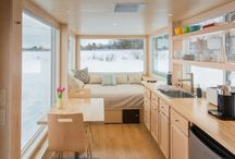 MICROSPACE / Small houses and living space